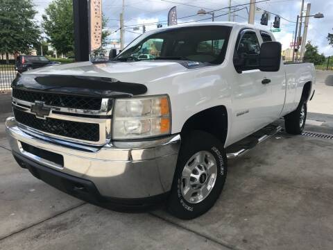 2011 Chevrolet Silverado 2500HD for sale at Michael's Imports in Tallahassee FL