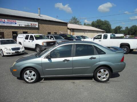 2005 Ford Focus for sale at All Cars and Trucks in Buena NJ