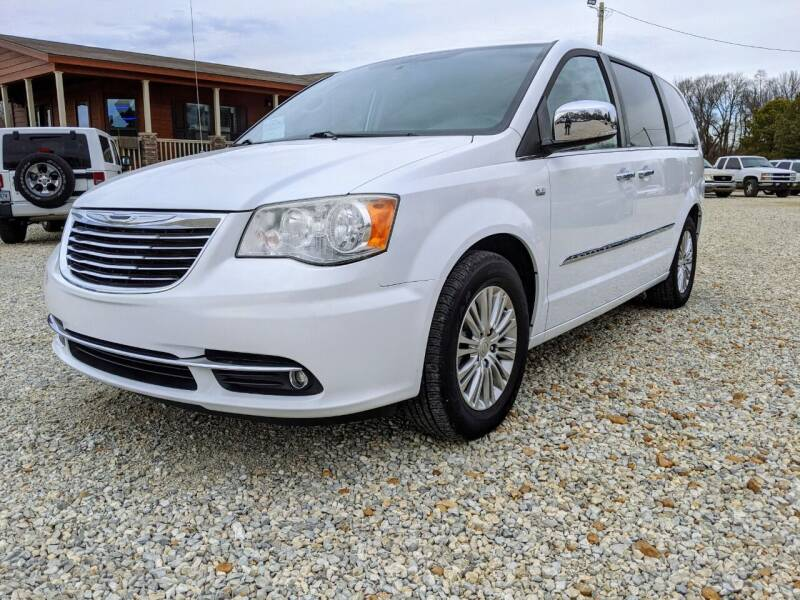 2014 Chrysler Town and Country for sale at Delta Motors LLC in Jonesboro AR