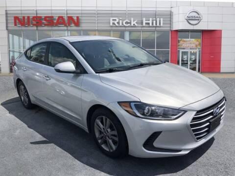 2018 Hyundai Elantra for sale at Rick Hill Auto Credit in Dyersburg TN