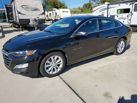 2019 Chevrolet Malibu for sale at Kell Auto Sales, Inc - Grace Street in Wichita Falls TX