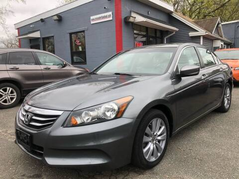 2011 Honda Accord for sale at Auto Kraft in Agawam MA