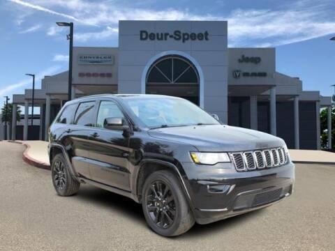 2018 Jeep Grand Cherokee for sale at DEUR-SPEET MOTORS in Fremont MI