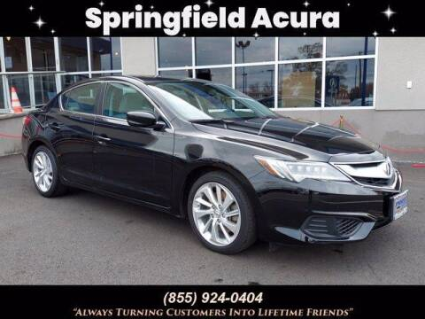2017 Acura ILX for sale at SPRINGFIELD ACURA in Springfield NJ