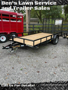 2022 Doolittle UT84X143K for sale at Ben's Lawn Service and Trailer Sales in Benton IL