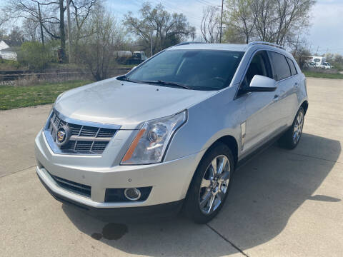 2012 Cadillac SRX for sale at Mr. Auto in Hamilton OH