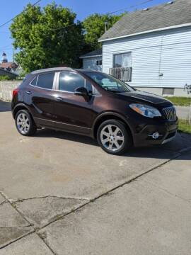 2014 Buick Encore for sale at Hudson Motor Sales in Alpena MI