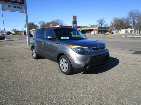 2016 Kia Soul for sale at Padgett Auto Sales in Aberdeen SD