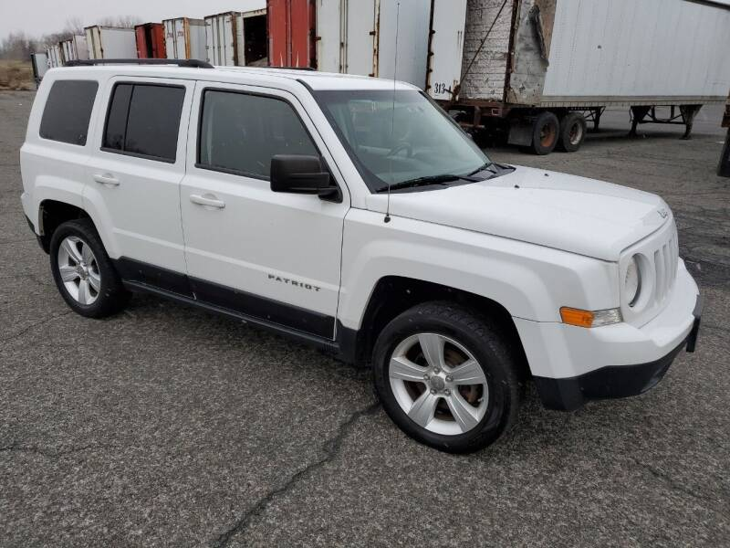 2012 Jeep Patriot for sale at 518 Auto Sales in Queensbury NY