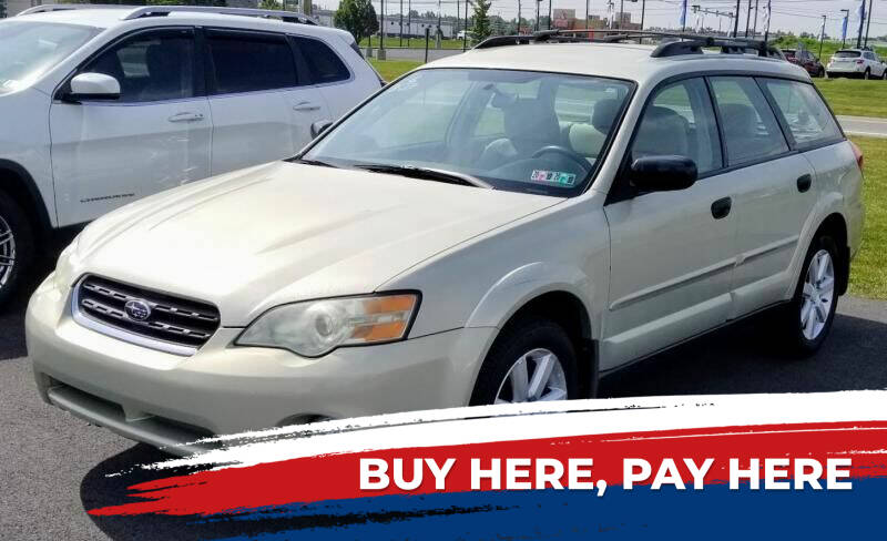 2007 Subaru Outback for sale at Lancaster Auto Detail & Auto Sales in Lancaster PA
