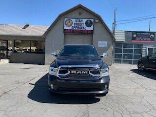 2015 RAM Ram Pickup 1500 for sale at Utah Credit Approval Auto Sales in Murray UT
