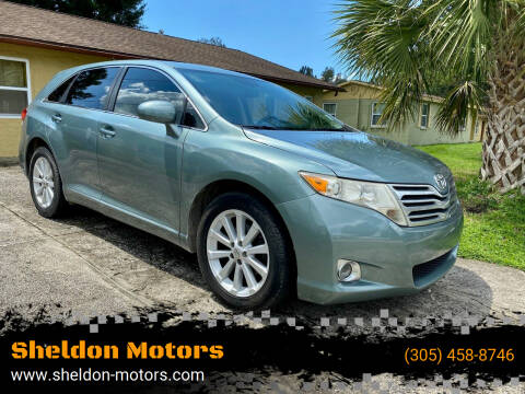 2010 Toyota Venza for sale at Sheldon Motors in Tampa FL
