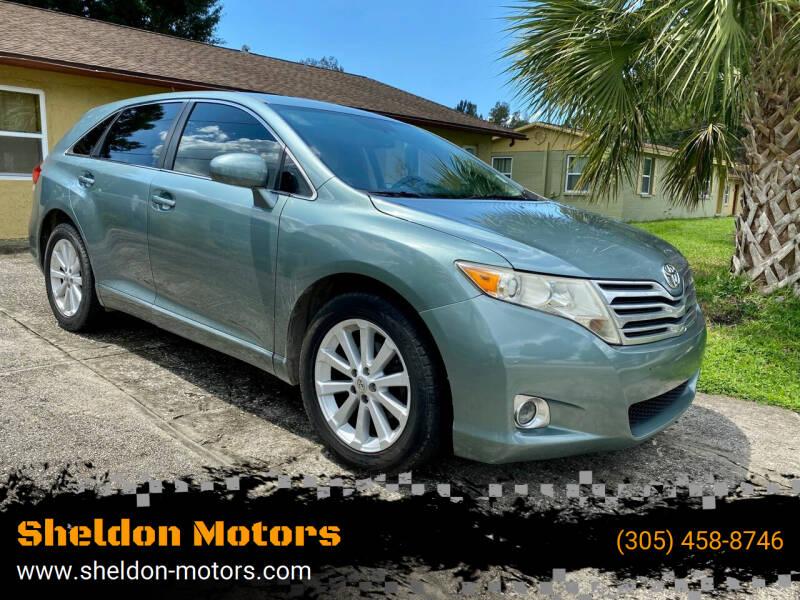 2010 Toyota Venza for sale at Sheldon Motors in Tampa FL