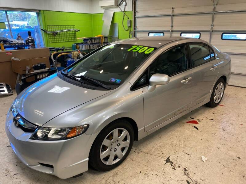 2011 Honda Civic for sale at Ginters Auto Sales in Camp Hill PA