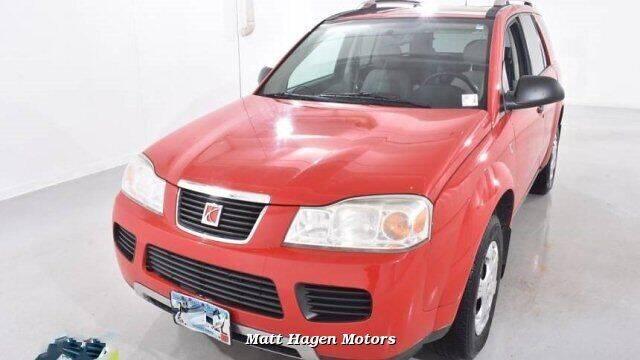 2002 Saturn Vue for sale at Matt Hagen Motors in Newport NC
