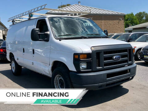 2013 Ford E-Series Cargo for sale at Bristol Auto Mall in Levittown PA