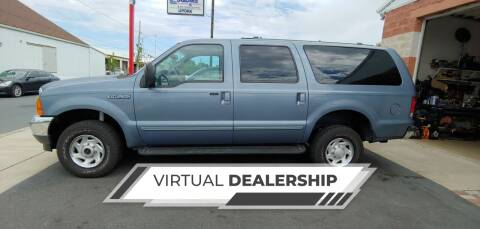 2000 Ford Excursion for sale at Great Cars in Middletown DE