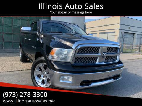 2010 Dodge Ram Pickup 1500 for sale at Illinois Auto Sales in Paterson NJ