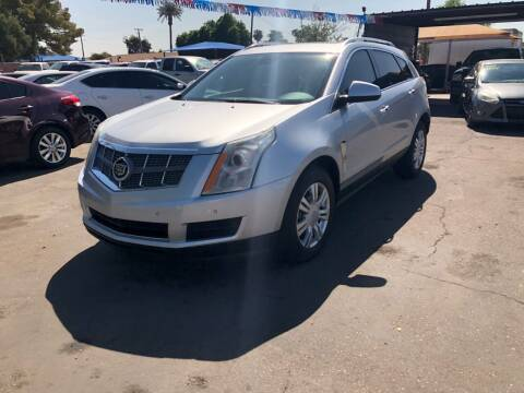 2010 Cadillac SRX for sale at Valley Auto Center in Phoenix AZ