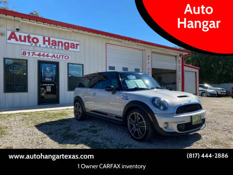 2011 MINI Cooper Clubman for sale at Auto Hangar in Azle TX