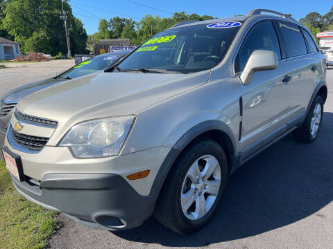 2013 Chevrolet Captiva Sport for sale at Cars for Less in Phenix City AL