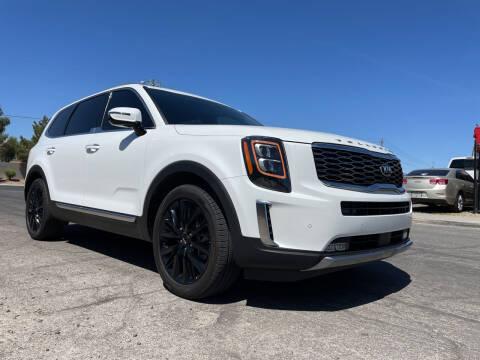 2020 Kia Telluride for sale at Boktor Motors in Las Vegas NV