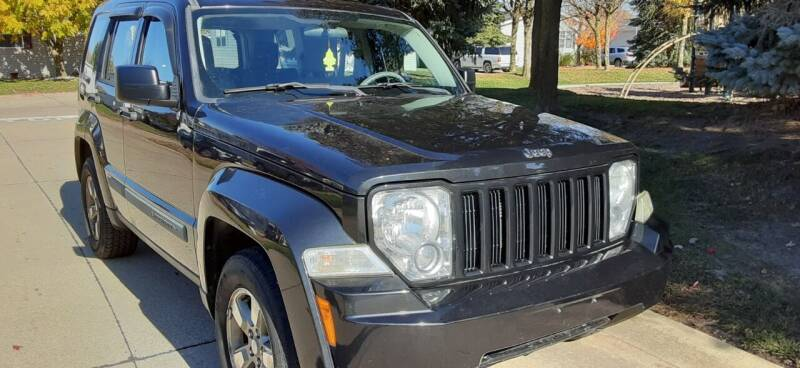 2008 Jeep Liberty for sale at Heartbeat Used Cars & Trucks in Harrison Twp MI