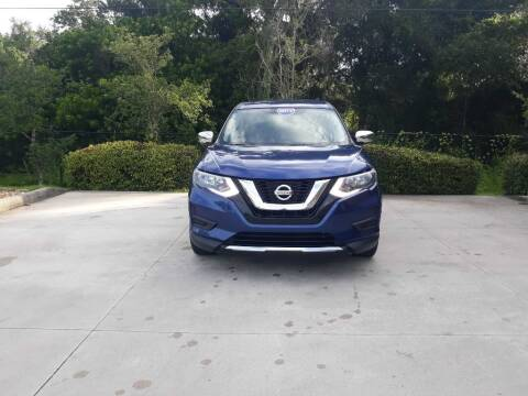 2017 Nissan Rogue for sale at Jeff's Auto Sales & Service in Port Charlotte FL
