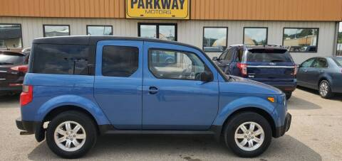 2008 Honda Element for sale at Parkway Motors in Springfield IL