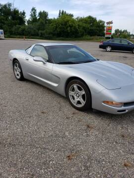 1998 Chevrolet Corvette for sale at Markham Motors in Perry MI