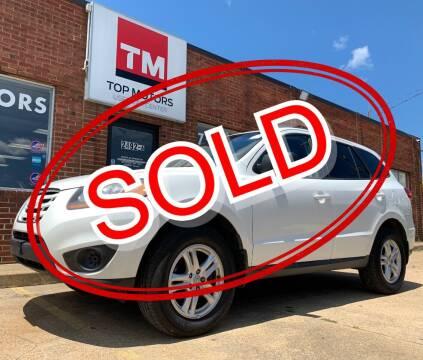 2010 Hyundai Santa Fe for sale at Top Motors LLC in Portsmouth VA