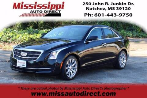 2017 Cadillac ATS for sale at Auto Group South - Mississippi Auto Direct in Natchez MS