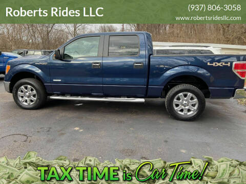 2013 Ford F-150 for sale at Roberts Rides LLC in Franklin OH