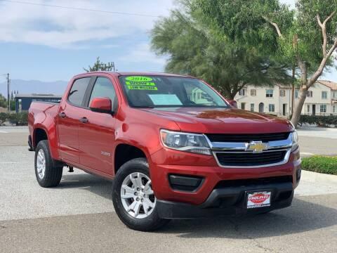 2016 Chevrolet Colorado for sale at Esquivel Auto Depot in Rialto CA