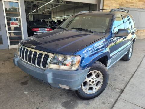 2000 Jeep Grand Cherokee for sale at Car Planet Inc. in Milwaukee WI