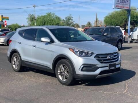 2018 Hyundai Santa Fe Sport for sale at Brown & Brown Wholesale in Mesa AZ