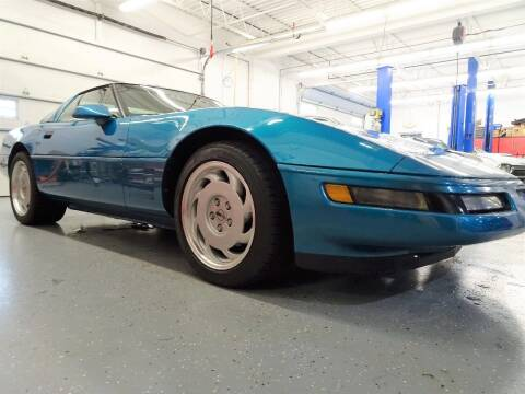 1992 Chevrolet Corvette for sale at Great Lakes Classic Cars & Detail Shop in Hilton NY