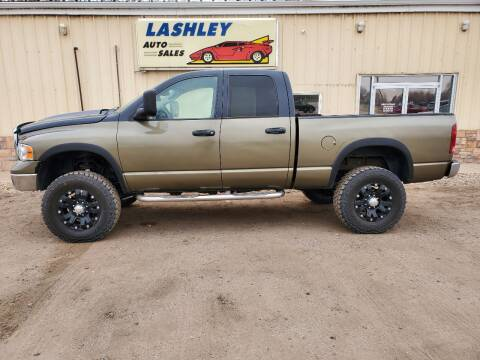 2005 Dodge Ram Pickup 2500 for sale at Lashley Auto Sales in Mitchell NE