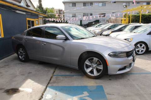 2016 Dodge Charger for sale at FJ Auto Sales in North Hollywood CA