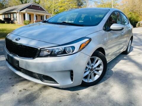 2017 Kia Forte for sale at Cobb Luxury Cars in Marietta GA