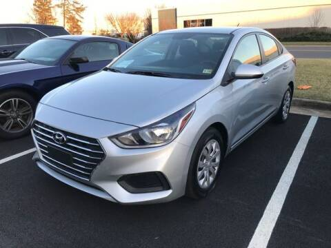 2020 Hyundai Accent for sale at SEIZED LUXURY VEHICLES LLC in Sterling VA
