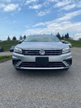 2017 Volkswagen Passat for sale at VENTURE MOTORS in Wickliffe OH