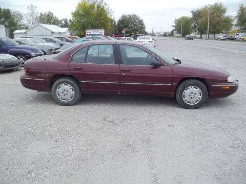 1998 Chevrolet Lumina for sale at BRETT SPAULDING SALES in Onawa IA
