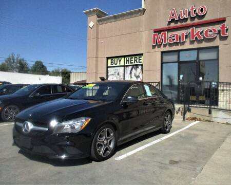 2014 Mercedes-Benz CLA for sale at Auto Market in Oklahoma City OK