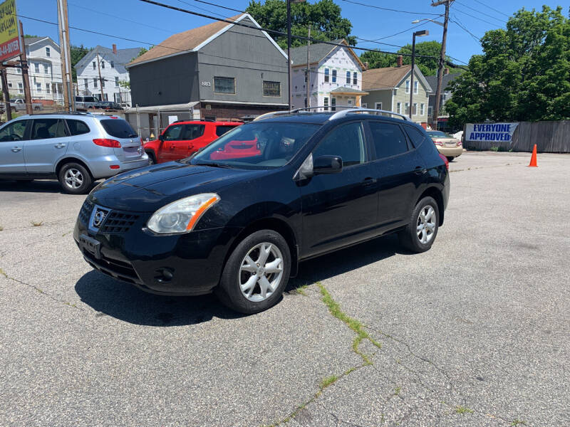 2008 Nissan Rogue for sale at Capital Auto Sales in Providence RI