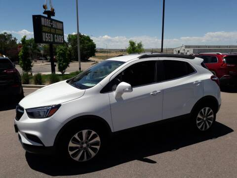 2019 Buick Encore for sale at More-Skinny Used Cars in Pueblo CO