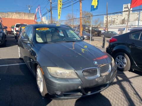 2010 BMW 3 Series for sale at United Auto Sales of Newark in Newark NJ