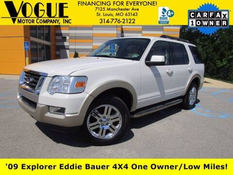 2009 Ford Explorer for sale at Vogue Motor Company Inc in Saint Louis MO