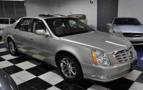 2008 Cadillac DTS for sale at Podium Auto Sales Inc in Pompano Beach FL