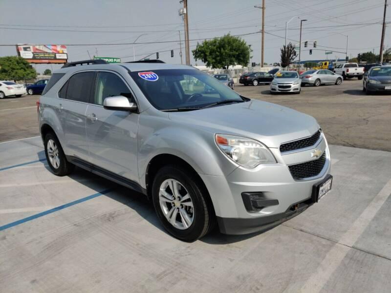 2011 Chevrolet Equinox for sale at California Motors in Lodi CA